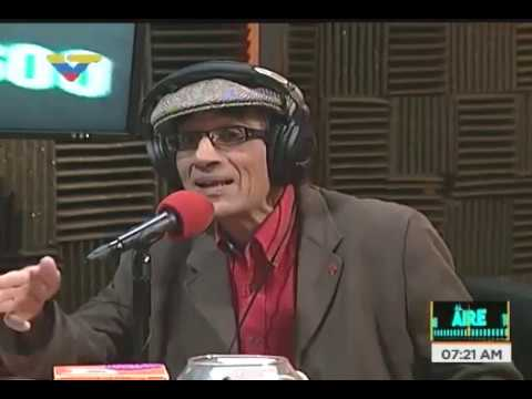 """Iván Padilla Bravo en programa """"Al Aire"""" sobre traslado de Argimiro Gabaldón al Panteón Nacional"""