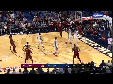 Dwyane Wade's best dunk with the Cavaliers