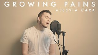 GROWING PAINS - ALESSIA CARA COVER