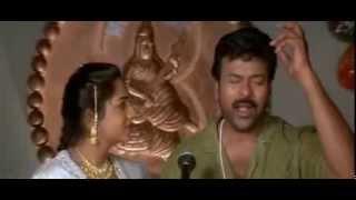 Maha Ganapathim Manasa Smarami Song In Indra