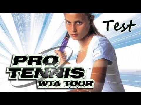 (Vidéotest) Pro Tennis WTA Tour (Gamecube)