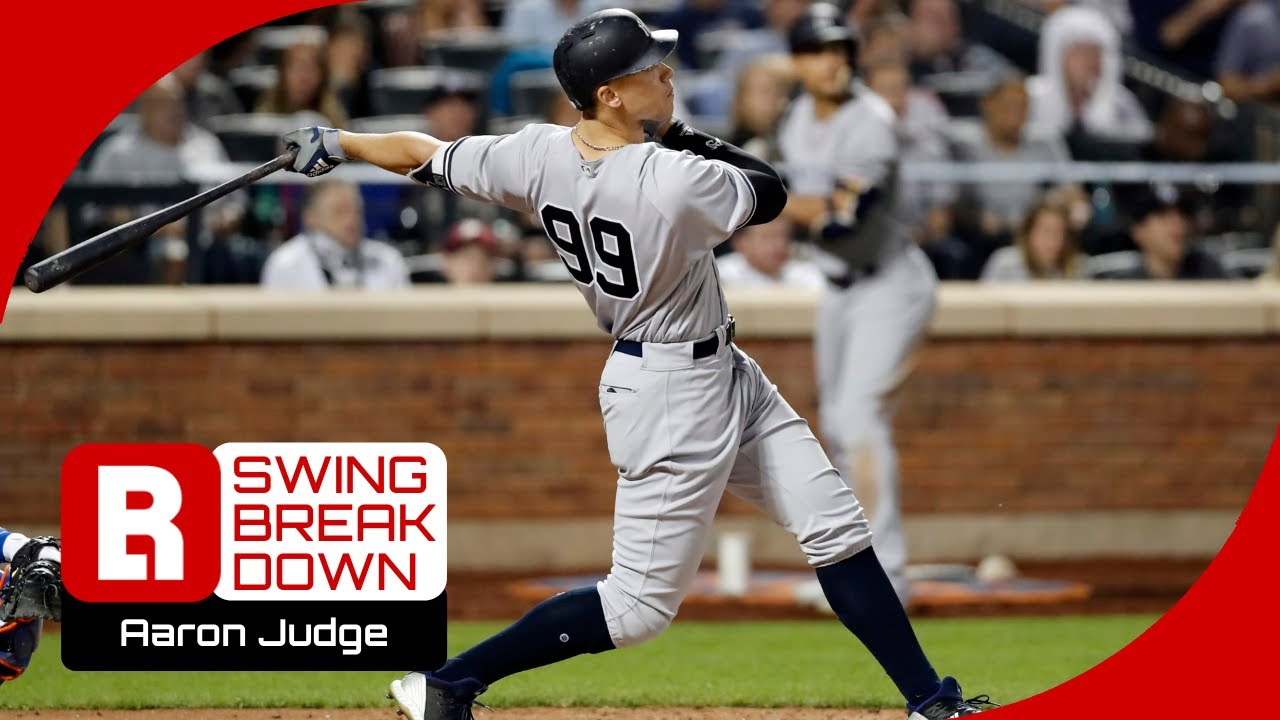 Aaron Judge: Baseball Rebellion Swing ...