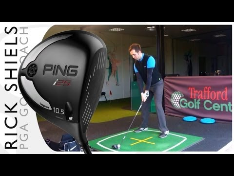 PING i25 DRIVER REVIEW