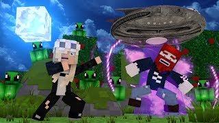 Wir werden von Aliens angegriffen!
