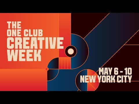 OneShow2019: What to expect from Creative Week in New York