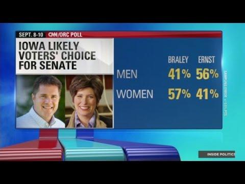 Will women save the Democratic Senate?