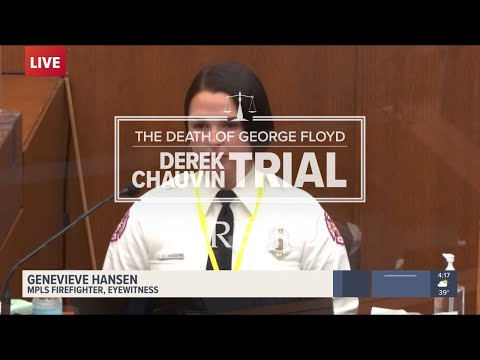 Derek Chauvin Trial: Young witnesses, firefighter recall Tou Thao