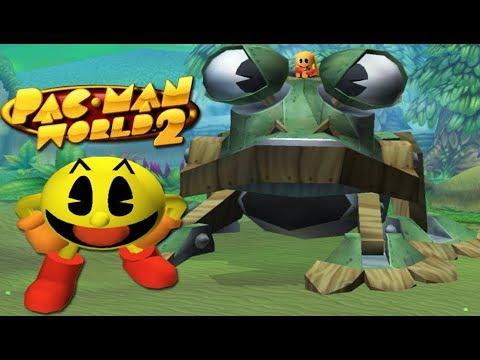 Pac-Man World 2 (PS2) All Bosses (No Damage)
