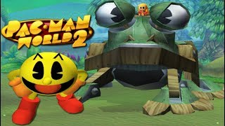 Pac-Man World 2 (PS2) All Bosses (No Damage)