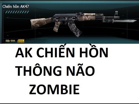 Bình Luận Truy Kích | AK Chiến Hồn vs Zombie - Đua Cận Chiến vs Giành TOP ✔