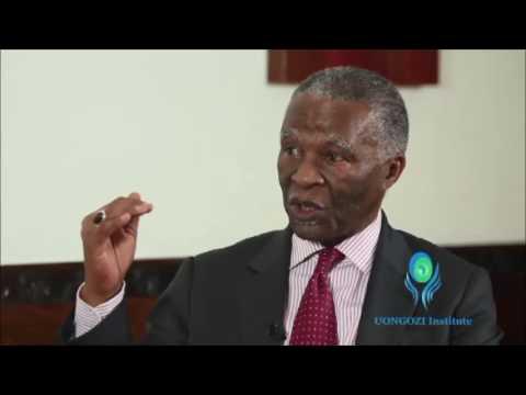 Meet the Leader: H.E Thabo Mbeki