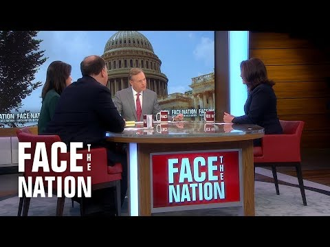 Face The Nation - Seung Min Kim, John Harris, Greg Miller