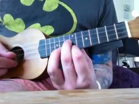 Flobots handlebars ukulele tutorial