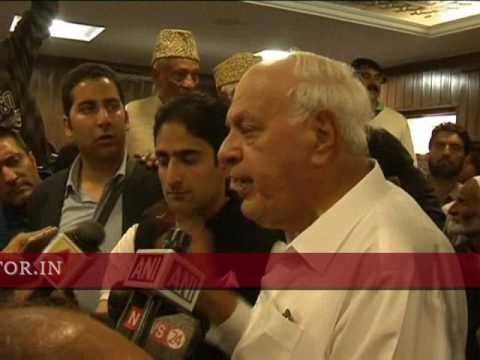 Farooq Abdullah wins Srinagar LS by-poll, demands Gov's rule  in JK