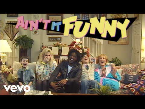 Danny Brown – Ain't It Funny (Official Video, dir. Jonah Hill)