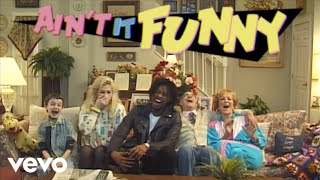 Gambar cover Danny Brown - Ain't It Funny (Official Video, dir. Jonah Hill)