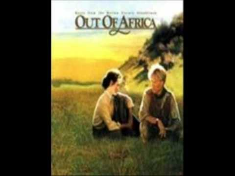 Out of Africa BSO