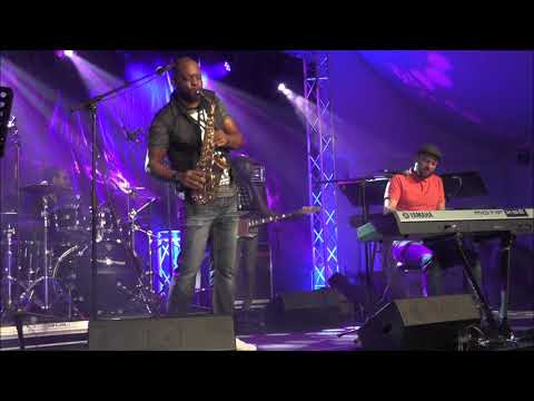Oli Silk feat. Jackiem Joyner at 2. Algarve Smooth Jazz Festival (2017)
