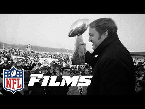 Chuck Noll Shapes the Steelers Dynasty | Chuck Noll: A Football Life | NFL