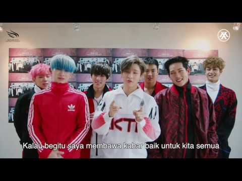 [GREETINGS VIDEO] MONSTA X - The First Asia Fan Meeting In Indonesia 2016
