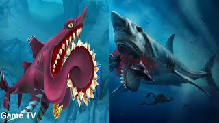 ALL Hungry Shark World in REAL L FE NEW 2019