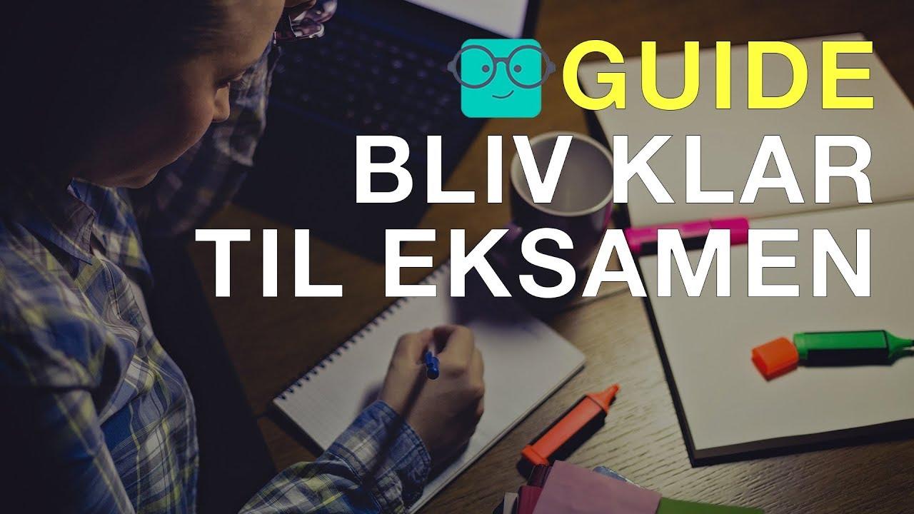 tips til dansk mundtlig eksamen