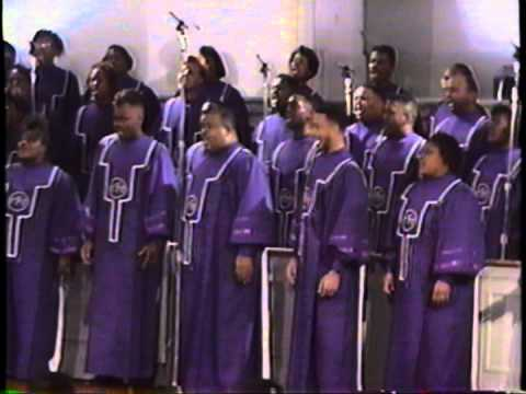 He Is The One - Dr. Jonathan Greer and the Cathedral Of Faith Choir