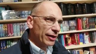 Enrico Letta alle Vecchie Segherie Mastrototaro 2
