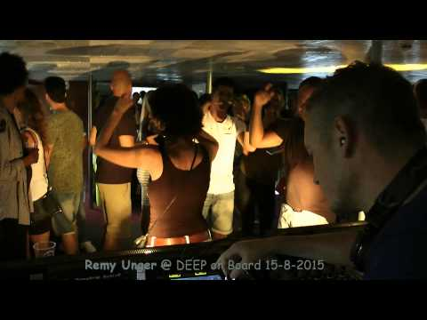 Remy Unger - DEEP on Board 15-8-2015