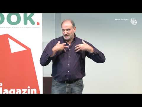 [DE] Keynote: Information Management | Dr. Ulrich Kampffmeyer | IT & Business | Stuttgart 2016