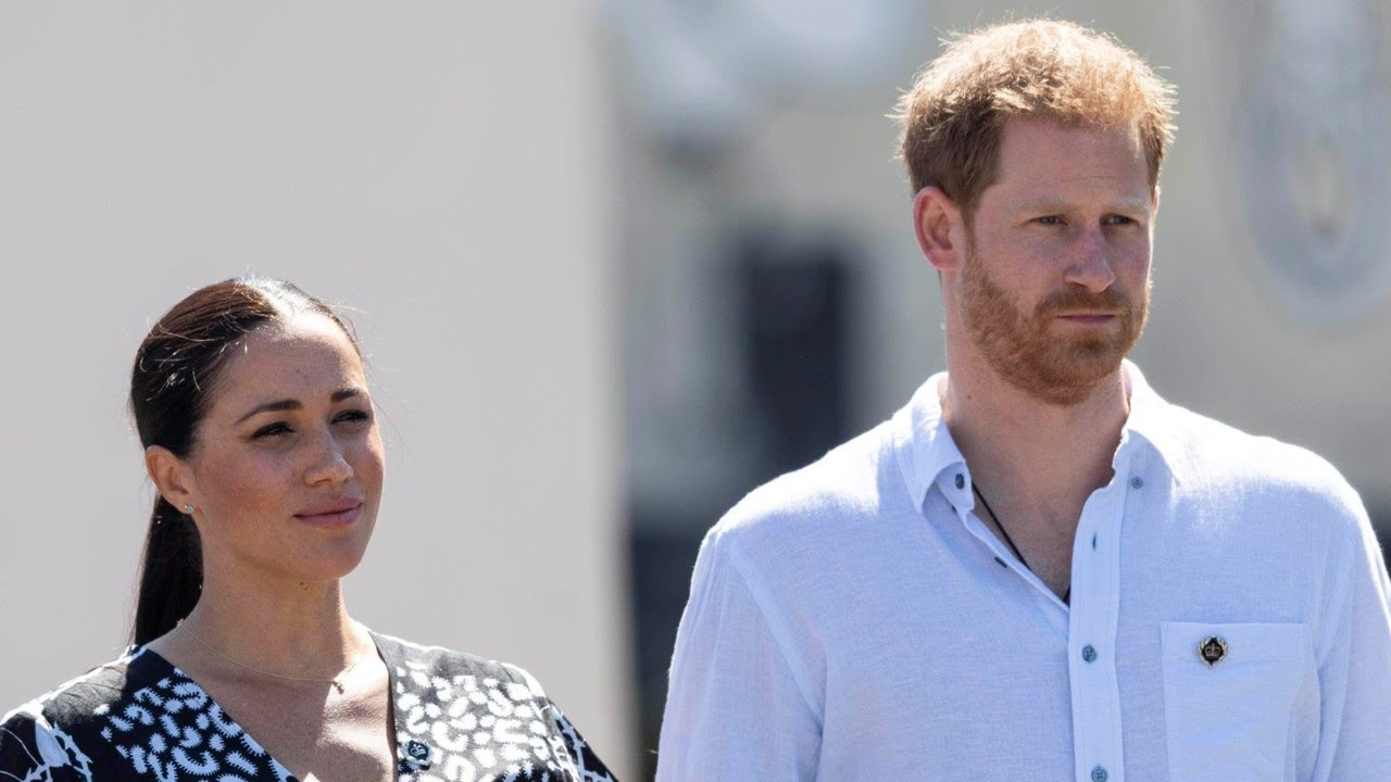 Download Prince Harry and Meghan Markle's 'self-serving' trip to New York