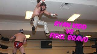 Pro Wrestling Match - Ryan Kidd vs Fidel Bravo - 04/06/2018