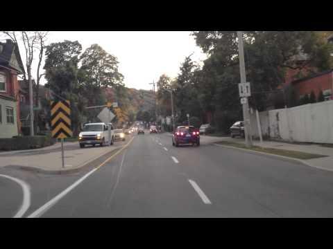 Queen Street Up To Garth Street (Hamilton, Ontario)