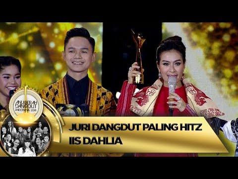 Selamat! Iis Dahlia Terpilih menjadi Juri Dangdut Paling Hitz 2018 - ADI 2018 (16/11)