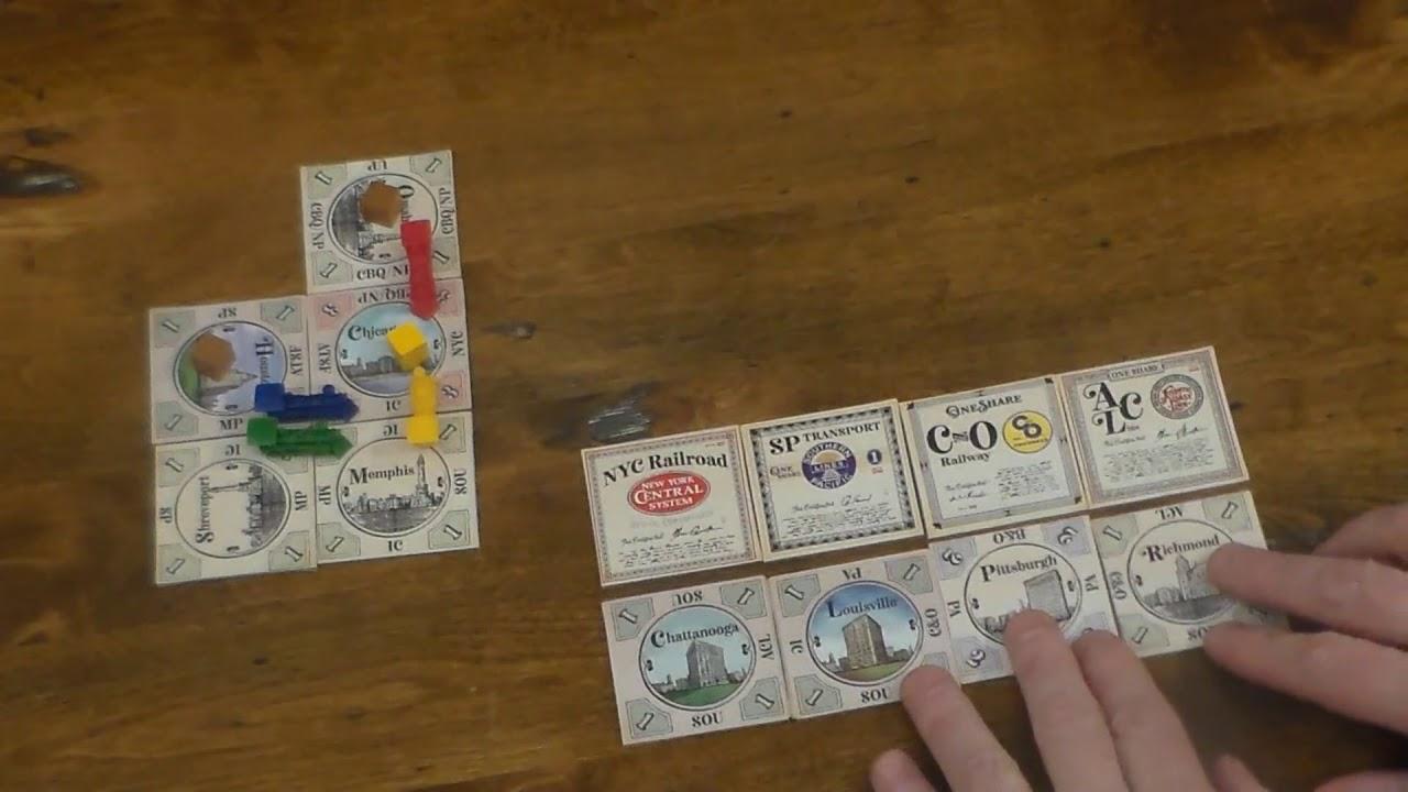 Railroad Rivals by Forbidden Games — Kickstarter