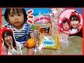 アンパンマン顔ボール3号 開封 おもちゃ ルン♪ルン♪ピアノ あそびいっぱい!よくばりバケツ プレゼント ボールあそび