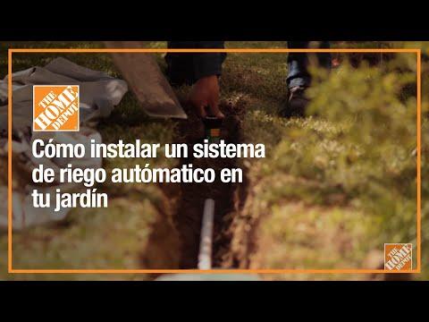 Cómo instalar el sistema de riego Rain Bird thumbnail