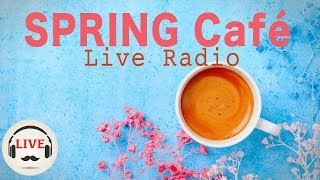 SPRING Cafe Music - Chill Out Bossa Nova & Jazz Music - 24/7 Live Radio - Music For Sleep, Study