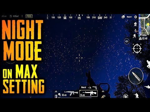 PUBG MOBILE NEW NIGHT MODE Global Update Version 0.9.0 | With HDR + ULTRA Graphics