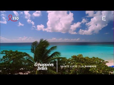 Sainte-Lucie et la Barbade - Echappées belles