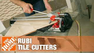 Rubi Tile Cutters