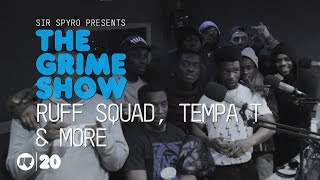 The Grime Show: Christmas Special w/ Ruff Sqwad, Tempa T, Tinchy Stryder & more