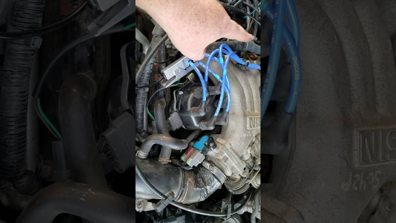 Nissan 3 3 V6 Troubleshooting Misfire