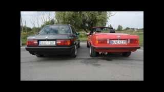 BMW E30 M50 vs BMW E30 M50 Sound