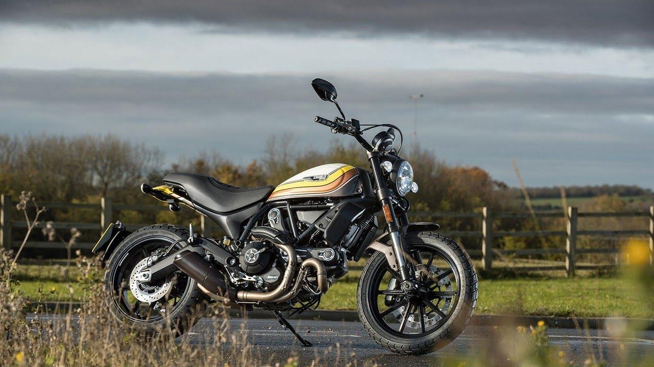 Latest News L First Ride Ducati Scrambler Flat Track Pro L