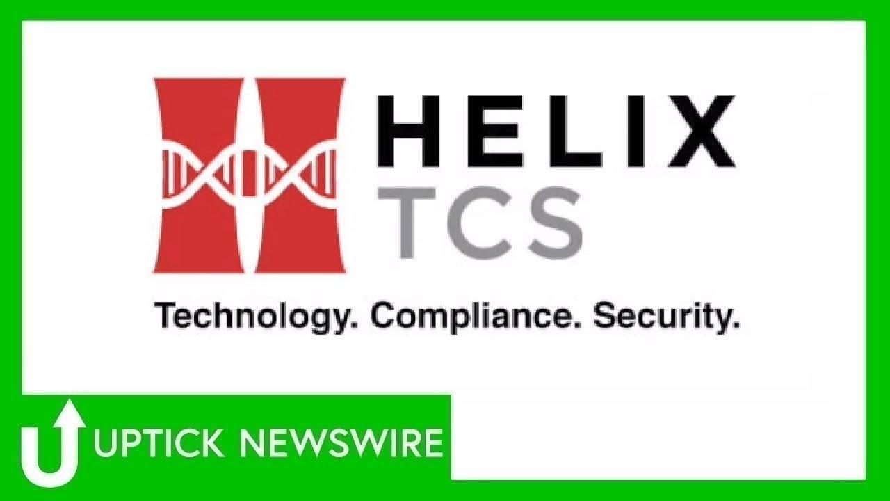 CEO Zachary Venegas of Helix TCS, Inc  (OTCQB: HLIX)