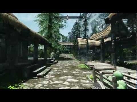 Skyrim - A Realistic Hope ENB