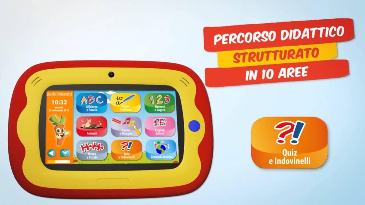 tablet lisciani mio tab 3 0 mister toys megastore youtube