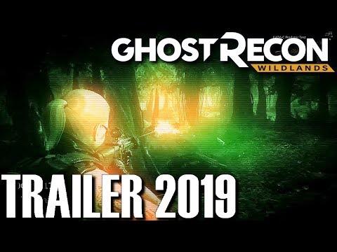 Ghost Recon Wildlands Gameplay Trailer 2019 (Unofficial)