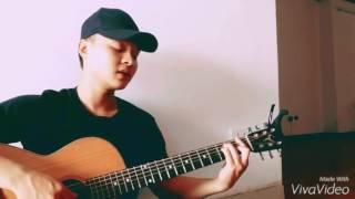 Nơi Anh Về ( Binz ) - Guitar Cover